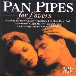 Various Artists - Pan Pipes for Lovers - Zortam Music