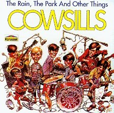 Original album cover of The Rain, the Park & Other Things by The Cowsills