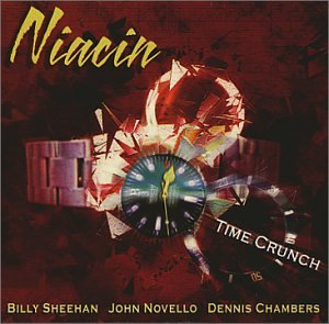 Niacin - Time Crunch - Zortam Music