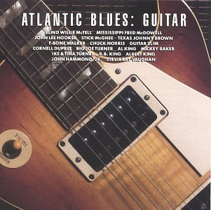 Various Artists - Atlantic Blues Guitar - Zortam Music