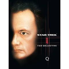 Star Trek Q Fan Collectors 4DISC MULTiSUB PAL DVDR preview 0