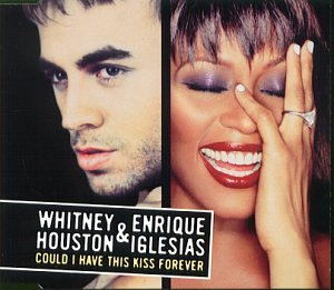 Whitney Houston - Could I Have This Kiss Forever - Zortam Music