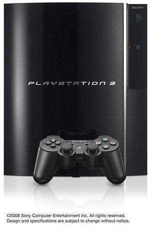 PLAYSTATION 3(60GB)