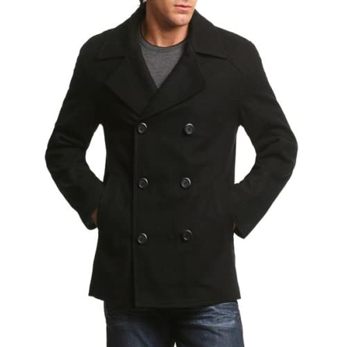 How to Wear a Pea Coat for Men - The Trend Spotter 70