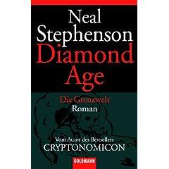 Umschlag von 'Diamond Age. Die Grenzwelt.'