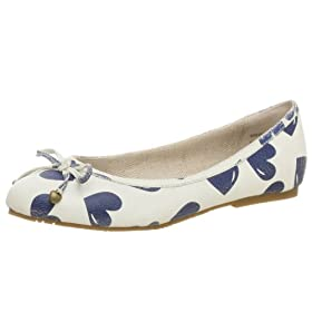 Endless.com: Not Rated Women's Broken Heart Ballet Flat: Flats & Loafers from endless.com
