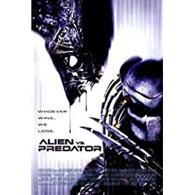 Alien Vs Predator - One Sheet - Movie Poster