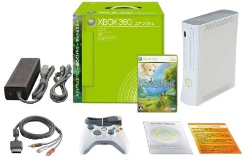 Xbox 360 コア システム トラスティベル ~ショパンの夢~ プレミアムパック 特典 スペシャルサウンドトラックDVD付き