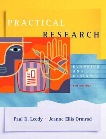 Practical Research: Planning and Design (8th Edition)