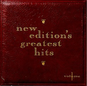 NEW EDITION - Greatest Hits, Vol. 1 - Zortam Music