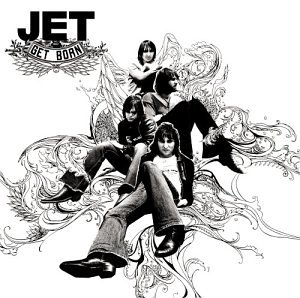 Original album cover of Get Born by Jet