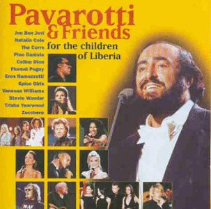 Celine Dion - Pavarotti und Friends Vol. 5 (For The Children Of Liberia) - Zortam Music