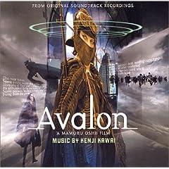 : アヴァロン オリジナル・サウンドトラック