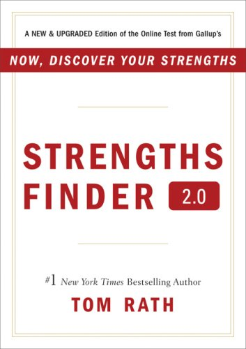 StrengthsFinder 2.0: A New and Upgraded Edition of the Online Test from Gallup