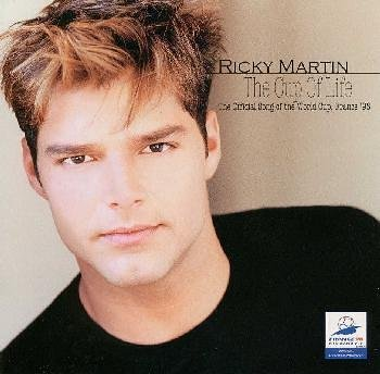Ricky Martin - The Cup of Life (CD Single) - Zortam Music