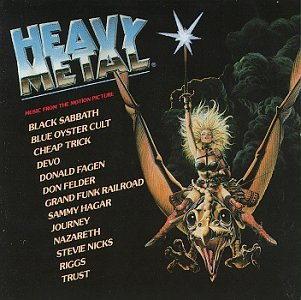 Various Artists - Heavy Metal: Music From The Motion Picture - Zortam Music