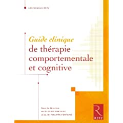 Guide clinique de th�rapie comportementale et cognitive