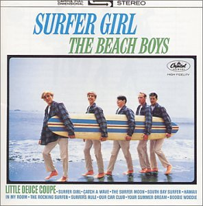 The Beach Boys - Surfer Girl/Shut Down, Vol. 2 - Zortam Music