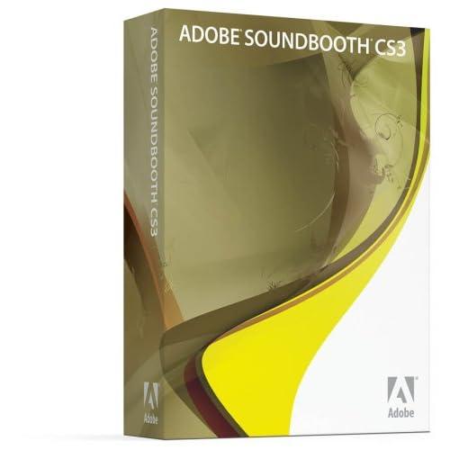 Adobe Soundbooth CS3 v1.0 41MpGwnS97L._SS500_