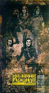 Genesis - Genesis Archive 1967-1975 - Zortam Music