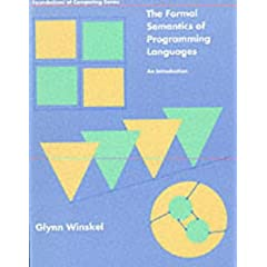 Cover von 'The Formal Semantics of Programming Languages: An Introduction'