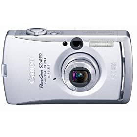 1001 ways to save september 2007 unfortunately the first lightning round deal has already sold out it was the canon sd430 wireless digital camera selling for 150 wow fandeluxe Images
