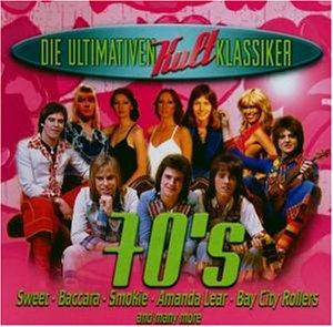 Various - Die Ultimativen Kult Klassiker 70