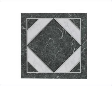 Gray Vinyl Tile Pattern Styles - DuPont