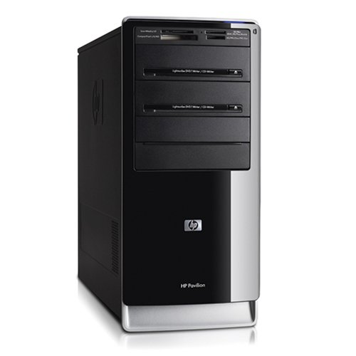 HP Pavilion A6152N Desktop PC (Intel Core 2 Quad Processor Q6600, 3 GB RAM, 400 GB Hard Drive, Vista Premium)