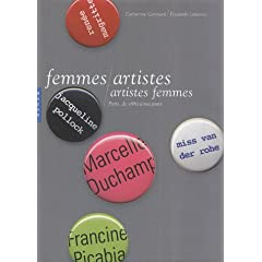 Femmes artistes / artistes femmes : Paris, de 1880 à nos jours, de Catherine Gonnard et Elizabeth Lebovici, aux éditions HAZAN