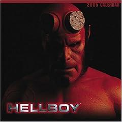 Hellboy: 2005 Wall Calendar