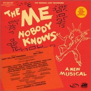 Irene Cara - The Me Nobody Knows (The Original 1970 Cast Recording) - Zortam Music