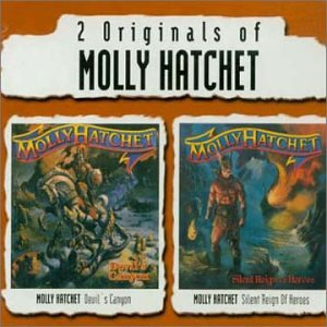 MOLLY HATCHET - Rock Hard Dynamit, Volume 12 - Zortam Music