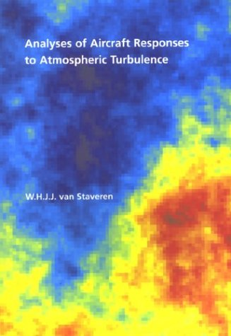Analyses of Aircraft Responses to Atmospheric Turbulence