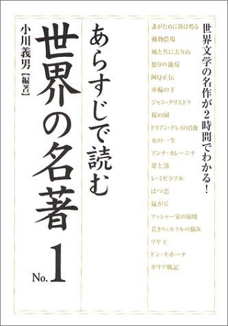 あらすじで読む世界の名著〈No.1〉—世界文学の名作が2時間でわかる!