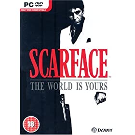 Scarface: The World is Yours (PC-DVD ROM)