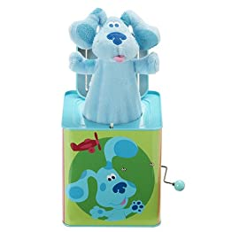 Blues Clues Jack-in-the-Box