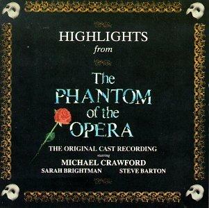 Andrew Lloyd Webber - Highlights From The Phantom - Zortam Music