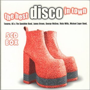 Various - The Best Disco in Town, Vol. 3 - Zortam Music
