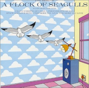 A Flock of Seagulls - Blank & Jones Present So80s - Zortam Music