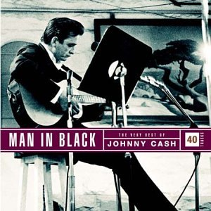Johnny Cash - The Man in Black-Best of - Zortam Music