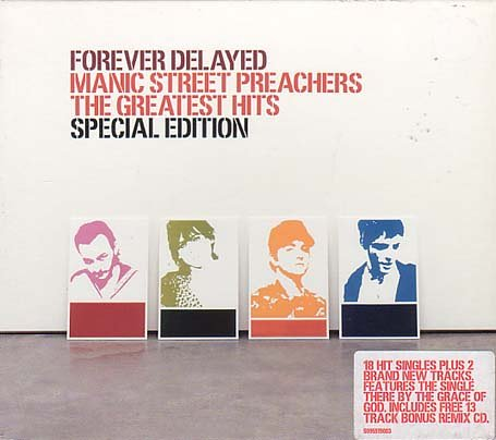 Manic Street Preachers - Forever Delayed-Greatest Hits - Zortam Music