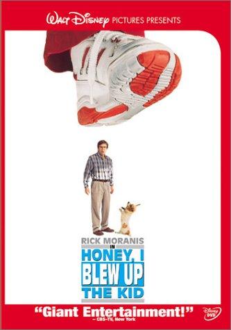 Honey, I Blew Up The Kid / Дорогая, я увеличил ребенка (1992)