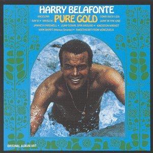 Harry Belafonte - Pure Gold [CASSETTE] - Zortam Music