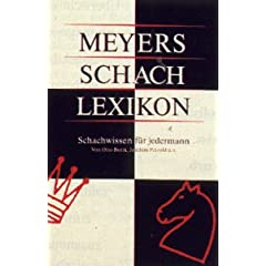 Meyers Schachlexikon. Schachwissen für jedermann