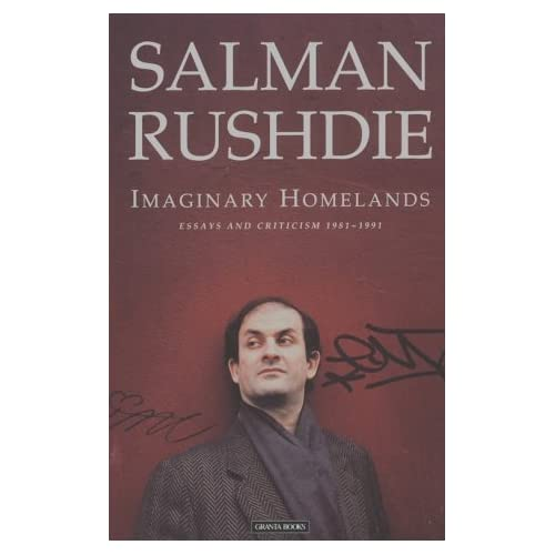 """salman rushdie in good faith essay I recommend especially michael hanne's """"salman rushdie: 'the satanic verses (the essay """"in good faith"""" incorporates his earliest and fullest defence of."""