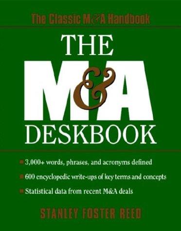 The M&A Deskbook