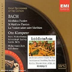 bach - Bach : Passions selon St Jean et St Matthieu 41SY02RYVBL._AA240_
