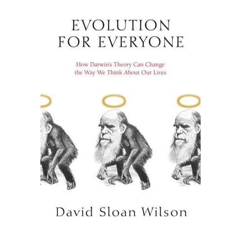 Darwin With Halo