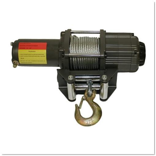 Grip 3500 lb Electric ATV Winch